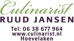 Ruud Jansen Culinarist